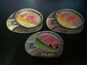 medalhas francesas
