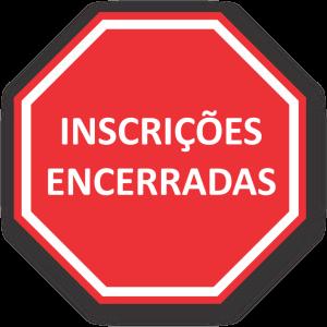 INSCRIÇÕES-ENCERRADAS